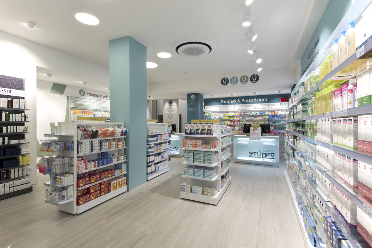 farmacia Stumpo architetto
