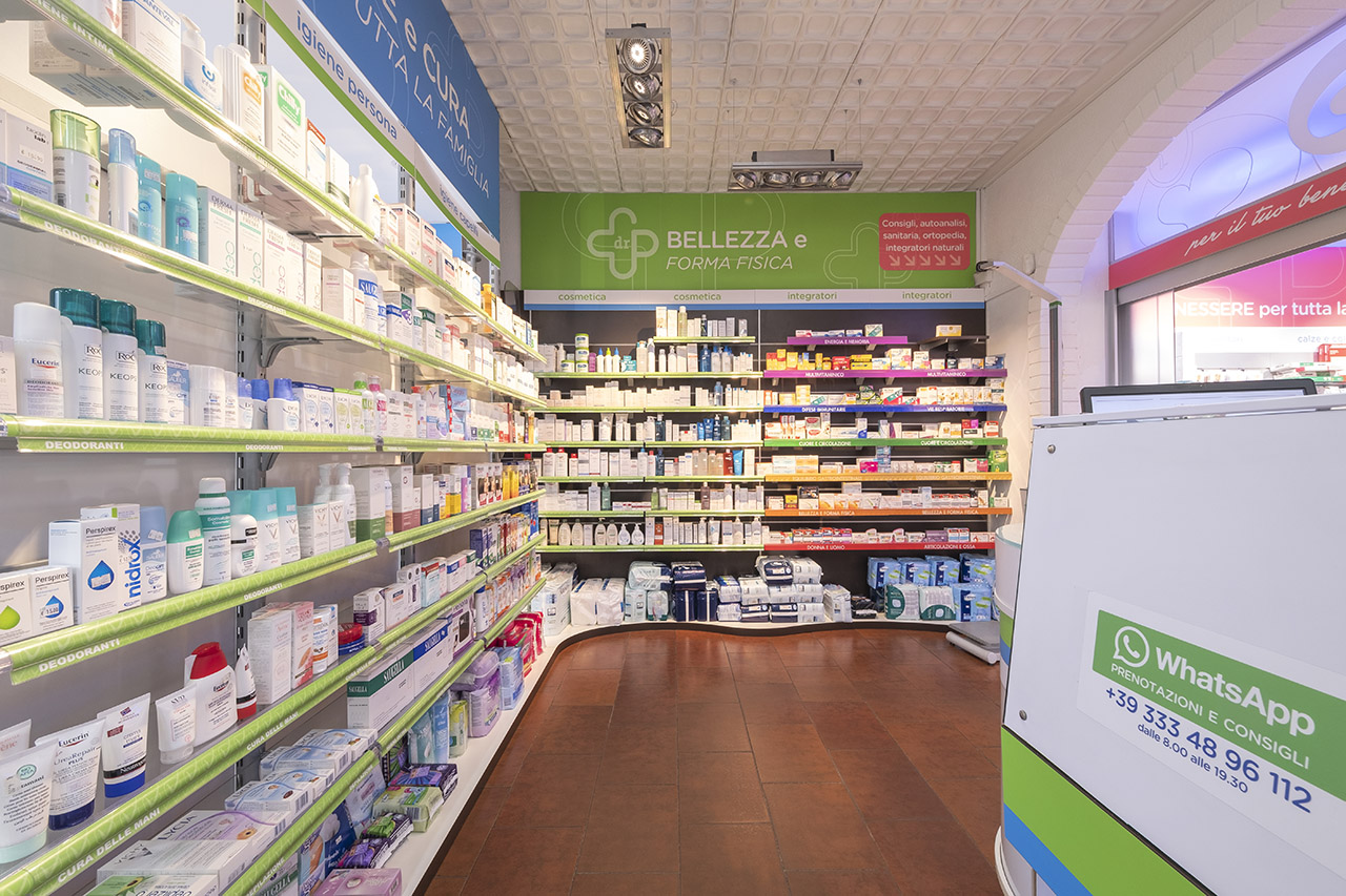 esporre category farmacia